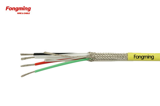 Cable FEP múltiple 200C 600V UL2750